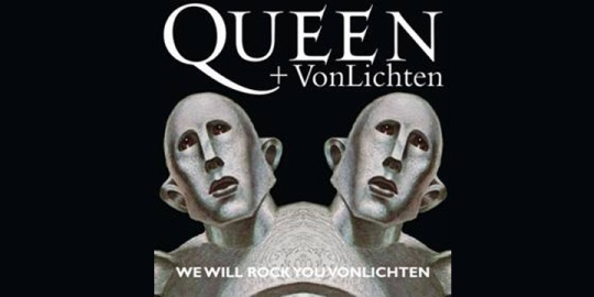 QUEEN plus VonLichten